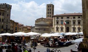 Visitare chianciano terme e dintorni montepulciano for Arezzo antiquariato